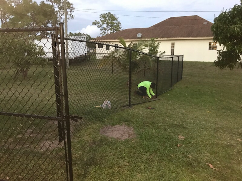 chain link fences davie fl