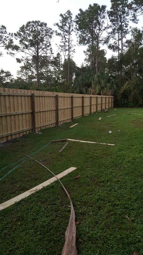 fence installation davie fl