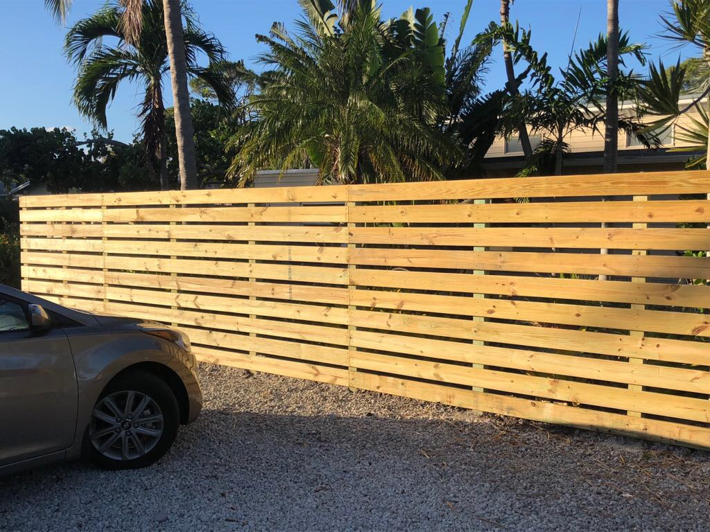 residential fence installation davie