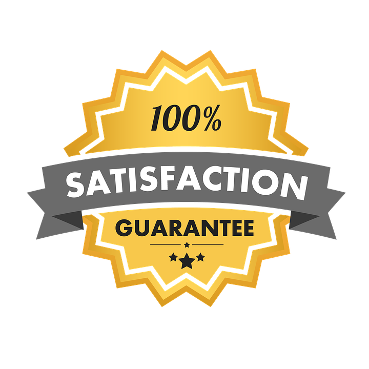 fence installation satisfaction guarantee