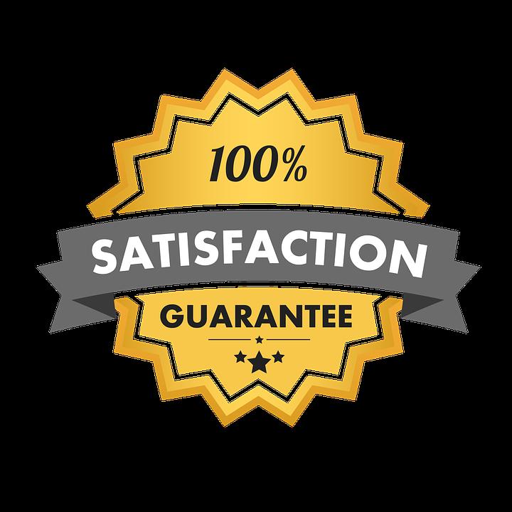 fence installation satisfaction guarantee
