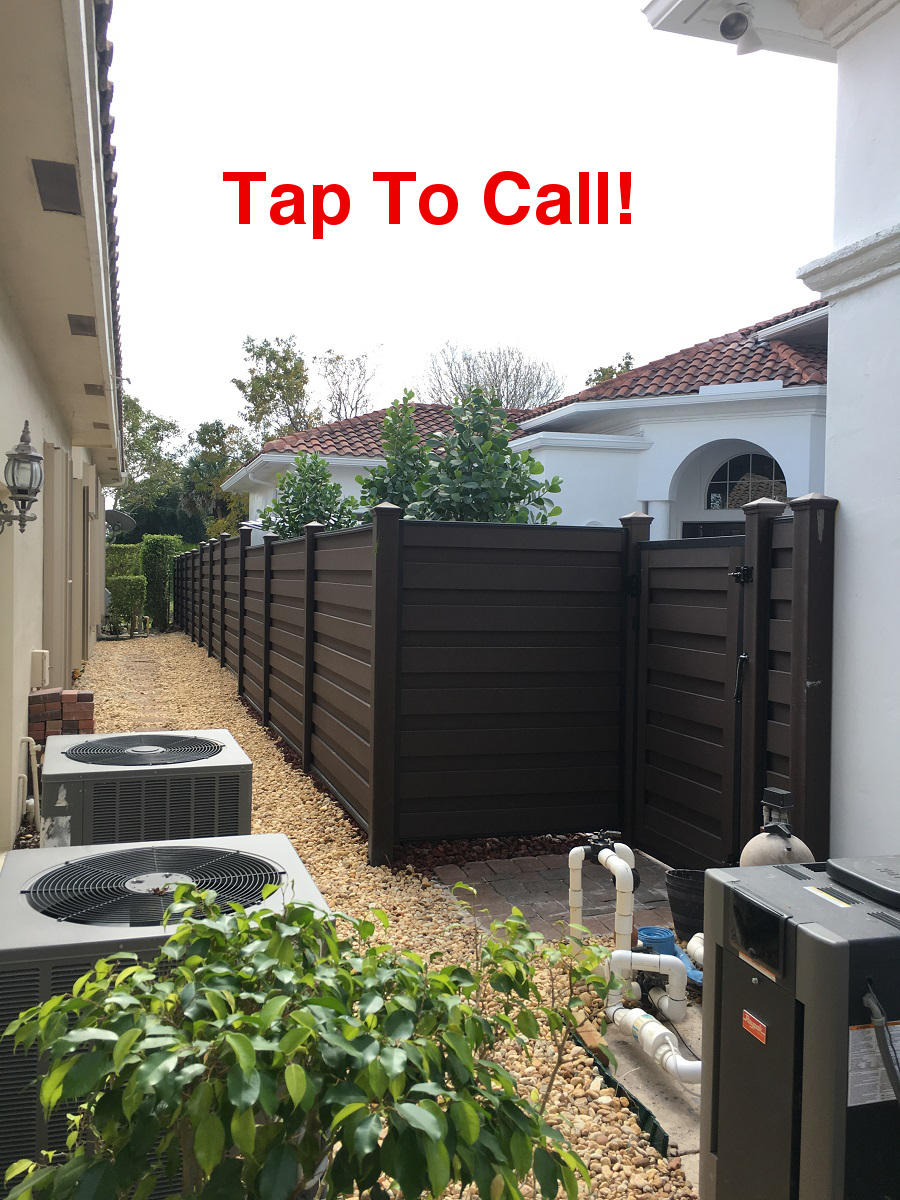 fence repair services davie