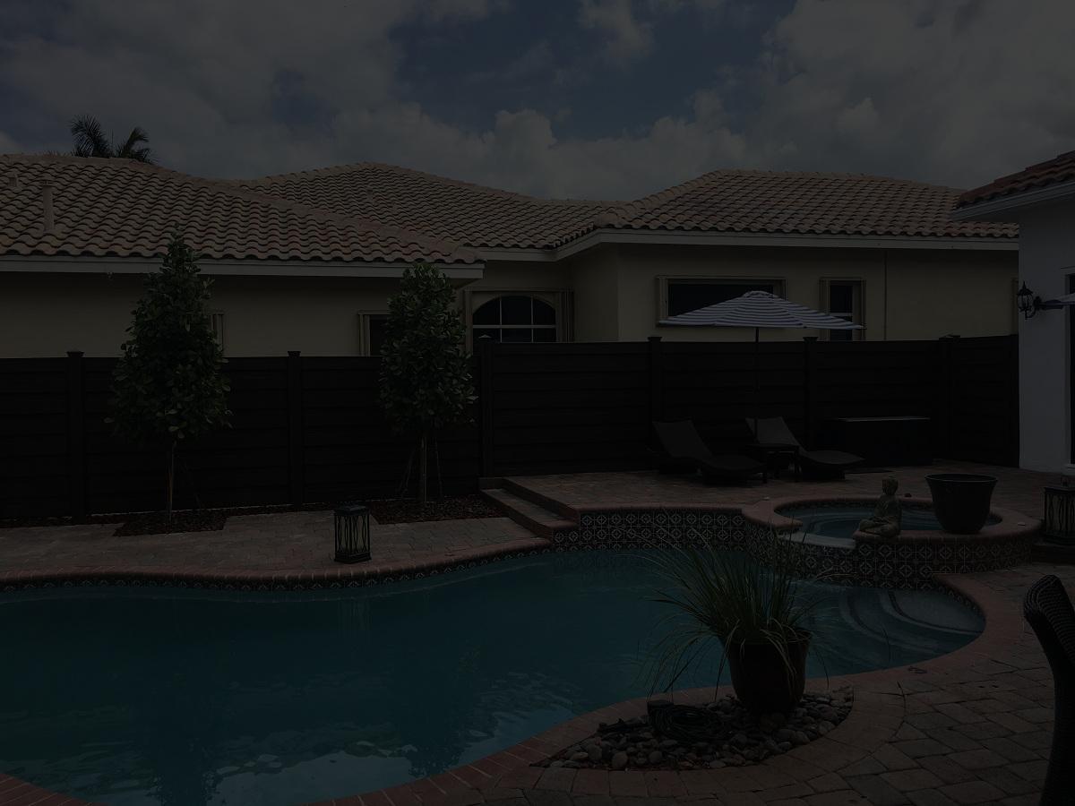 pool fence installation davie fl